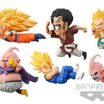 Dragon Ball Z World Collectable Figure WCF Vol.3 Set of 6 Figures