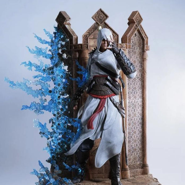 PureArts ASSASSIN'S CREED: ANIMUS ALTAIR 1/4 STATUE