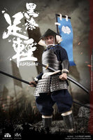 Coomodel PE009 Palm Empire Black Armor Ashigaru 1/12 Scale Action Figure
