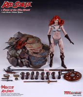 TBLeague Red Sonja: Scars of the She-Devil 1/6 Scale Action Figure