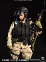 CRAZY FIGURE LW005 Delta Special Force Master Sergeant  1/12 Scale Figure