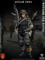 CRAZY FIGURE LW008 Russian Alpha Special Forces Grenadier 1/12 Scale Figure