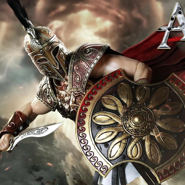 Coomodel CM-HS003 GOD OF WAR ARES 1/6 Scale Action Figure