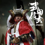 Coomodel CM-SE039 Takeda Shingen A.K.A. Tiger of Kai (Standard Version) 1/6 Scale Action Figure