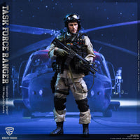 CRAZY FIGURE LW002 Task Force Ranger Special Operations Command 1/12 Scale Figure