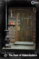 Asmus Toys The Door of Haberdashery 1/6 Scale Cinematic Diorama