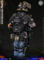 DAMTOYS French National Police Intervention Groups GIPN in Marseille 1/6