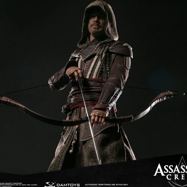 DAMTOYS DMS006 Assassin's Creed Aguilar 1/6th scale Collectible Figure