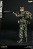 DAMTOYS PES009 1/12 POCKET ELITE SERIES Marine Force Recon in Vietnam