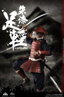 Coomodel PE008 Palm Empire Red Armor Ashigaru 1/12 Scale Action Figure