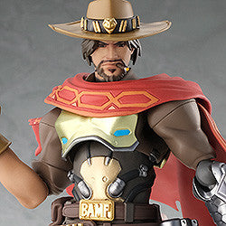 Figma No.438 Overwatch McCree