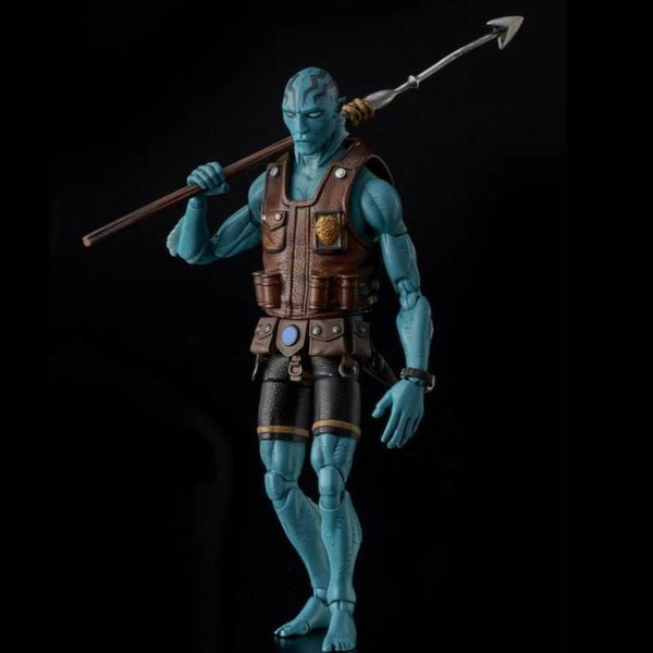 1000Toys HELLBOY ABE SAPIEN 1/12 SCALE PX Previews Exclusive