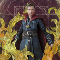 Bandai Tamashii Nations S.H.Figuarts Doctor Strange & Burning Flame Set