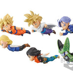 Dragon Ball Z World Collectable Figure WCF Vol.2 Set of 6 Figures