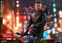 Hot Toys Movie Masterpiece Avengers: End Game -Hawkeye (Deluxe Version) 1/6 Scale