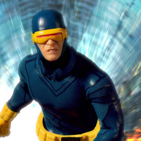Mezco One:12 X-Men Cyclops Classic Version Previews Exclusive