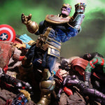 Marvel Select Thanos Disney Store Exclusive Action Figure