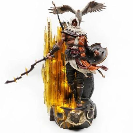 PureArts ASSASSIN'S CREED: ANIMUS BAYEK 1/4 STATUE