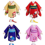 Nendoroid More Nendoroid More: Dress Up Coming of Age Ceremony Furisode (Set of 4 Characters)