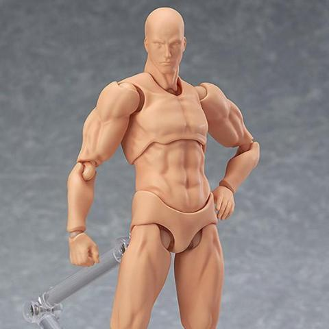 Figma Archetype 02♂ Next: He - Flesh Color Ver.