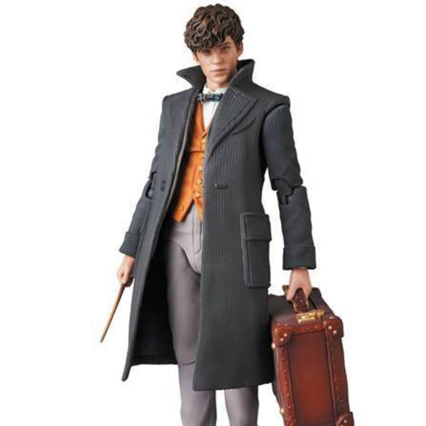 MAFEX Fantastic Beasts: The Crimes of Grindelwald Newt