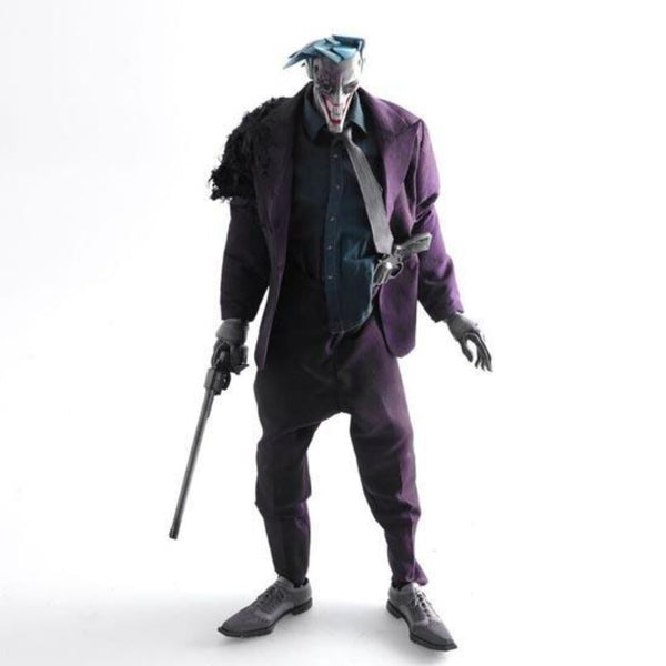 ThreeA DC Steel Age The Joker 1/6th Scale Collectible Figure