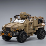 JOY TOY CRAZY RELOAD DESERT 1/18 SCALE VEHICLE
