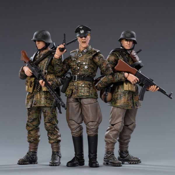 Joy Toy WWII German Soliders (Set of 7) 1/18