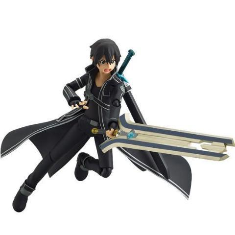 Figma No.354 Sword Art Online The Movie: Ordinal Scale Kirito: O.S ver.
