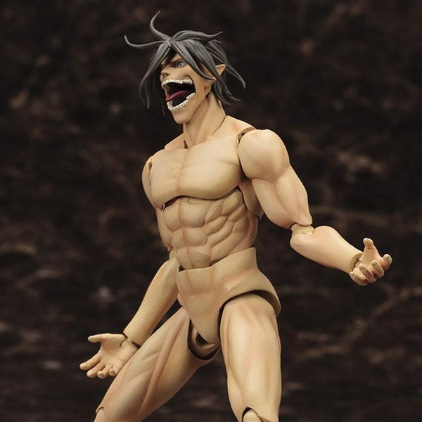 Kotobukiya ATTACK ON TITAN EREN YEAGER (reproduction)