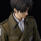 UNION CREATIVE Attack on Titan Levi coat style