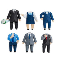 Nendoroid More: Dress Up Suits 02 (Set of 6 Characters)