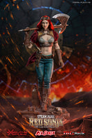 TBLeague Steam Punk Red Sonja Classic Version 1/6 Scale