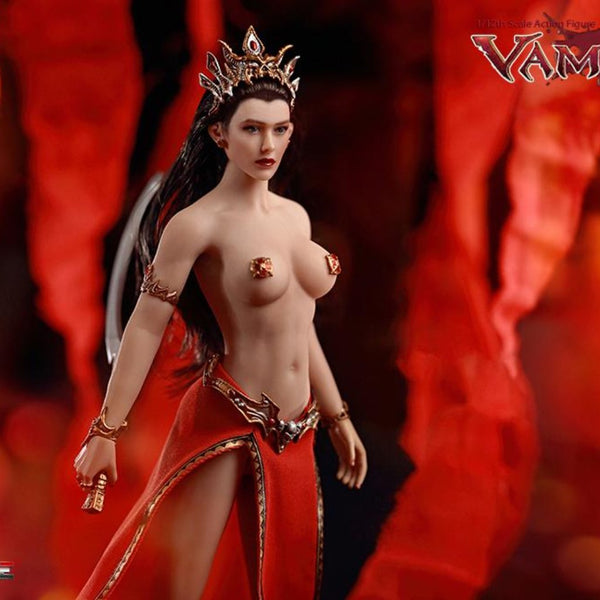 TBLeague Arkhalla Queen of Vampires 1/12 Scale Action Figure