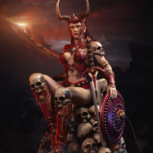 TBLeague Sariah, the Goddess of War 1/6