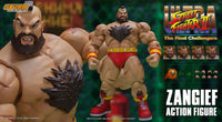 "Zangief ""Ultimate Street Fighter II: The Final Challenger"" Action Figure"