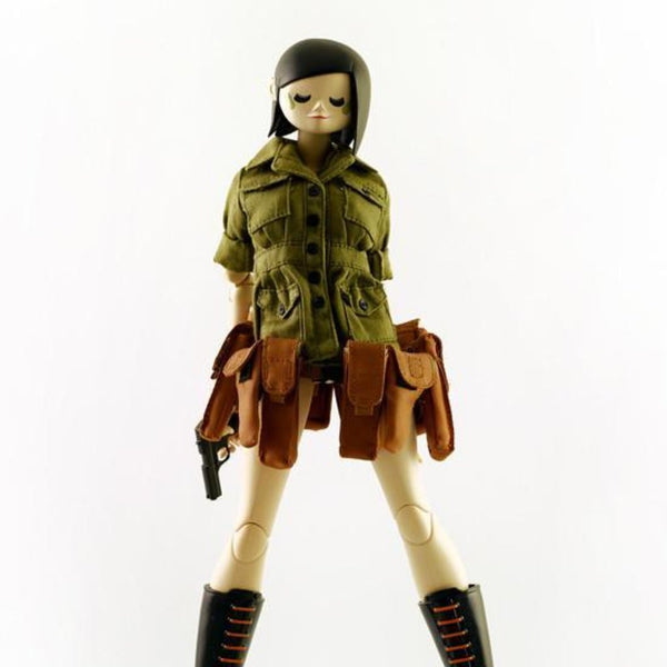 ThreeA THE WORLD OF ISOBELLE PASCHA JUNGLE SWINGER LIZBETH