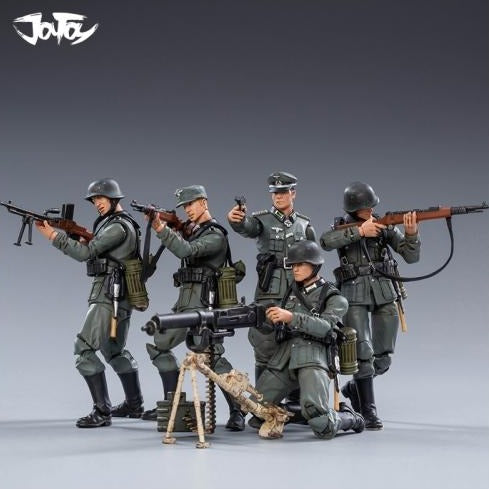 Joy Toy WWII WEHRMACHT 1/18 Scale Set