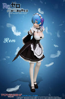 TOYSEIIKI ZERO Starting Life in Another World Rem 1/6 Scale Action Figure