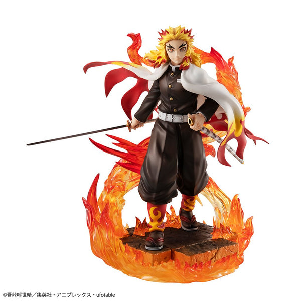 Demon Slayer MEGAHOUSE G.E.M. RENGOKU KYOUJUROU