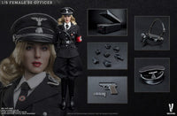 Very Cool [VCF-2036] Female SS Officer Action Figure