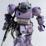 Threezero Armored Trooper Votoms Scopedog Melquiya Color & Parachute Sack 1/12 Scale