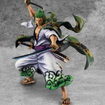 MEGAHOUSE ONE PIECE P.O.P. Warriors Alliance ZORO JURO
