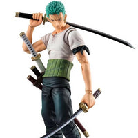 MegaHouse Variable Action Heroes One Piece ZORO PAST BLUE