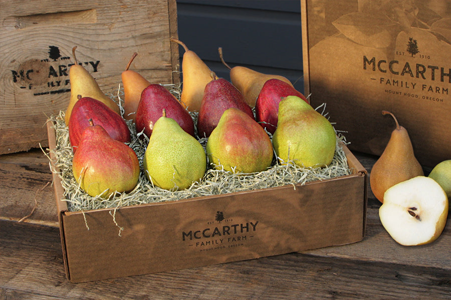 Premium Pear Fruit Gift Box