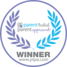 Parent Tested Parent Approved award icon