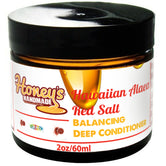 Hawaiian Alaea Red Salt Balancing Mini Deep Conditioner