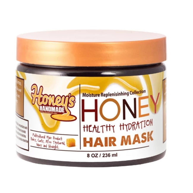 Honey Healthy Hydration Hair Mask - Honey's Handmade