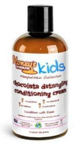 CHOCOLATE DETANGLING CONDITIONING CREAM KIDS