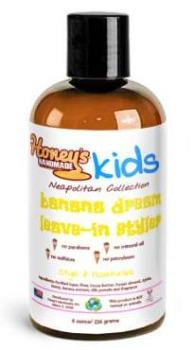 BANANA DREAM LEAVE-IN STYLER KIDS - Honey's Handmade